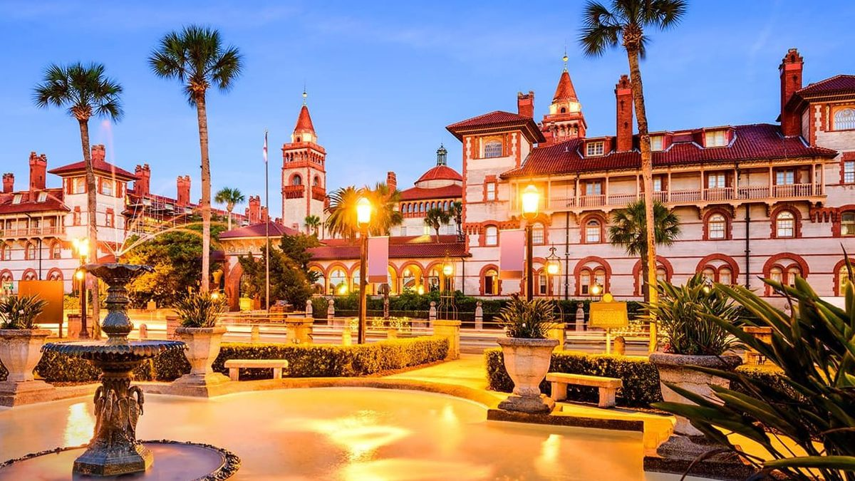Attractions of St. Augustine