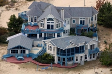 Oceanfront Compound on 3 acres