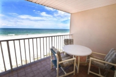 Look No Further--Hurry Before This Gulf Front Property w/Balcony is Booked