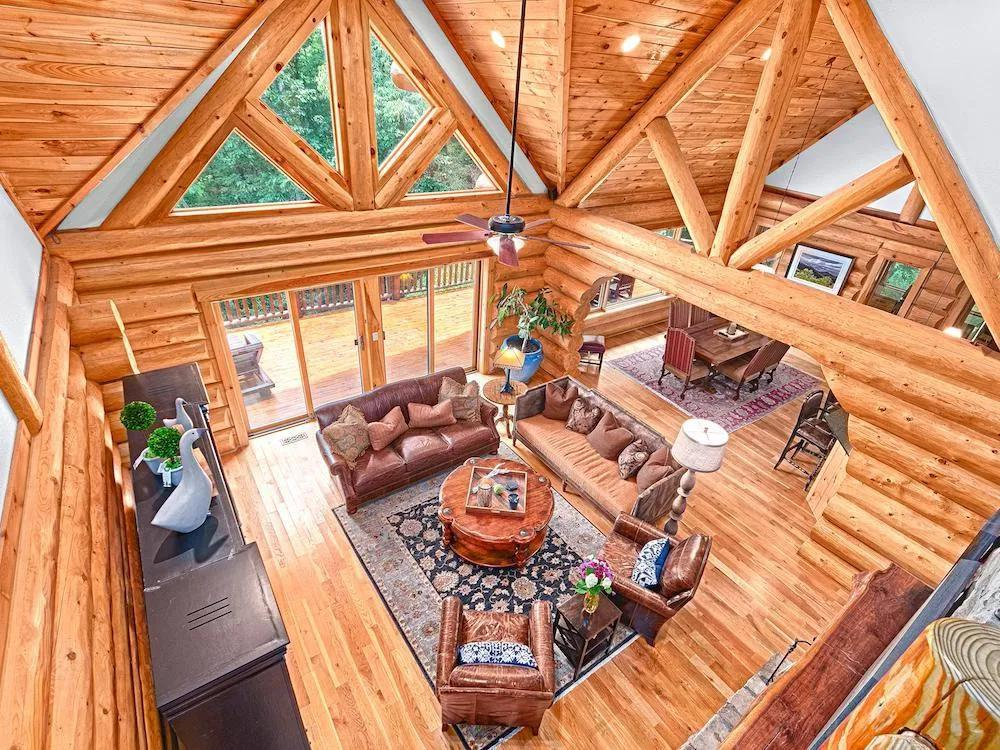Asheville cabins to rent