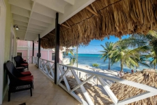Ocean View Queen Suite #4 - The Palapa House