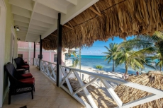 Ocean View Queen Suite #5 - The Palapa House
