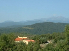 Magnificent villa in 40 acres private ground with magnificent views