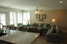 Fripp's Best Location and Just Steps Away from the Beach!