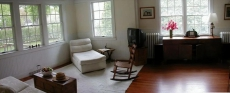 Lovely 5 BR Village Home with Heated Pool in Heart of East Hampton. Walk to All!