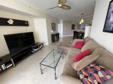 Comfort in Living Area! Don't rent from people who make you sit on stiff sofas!
