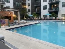 Enjoy this Luxury apartment located on Central Ave in the art district.