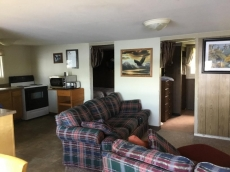 Four 2 bedroom cabins on lake Emily