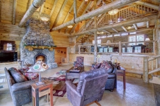 1009 Bear main hs · 7000 sq ft water front home, dock, kayaks, theater