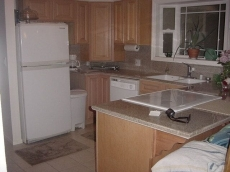 Newer Kitchen, keep it clean and don't burn your dinner!