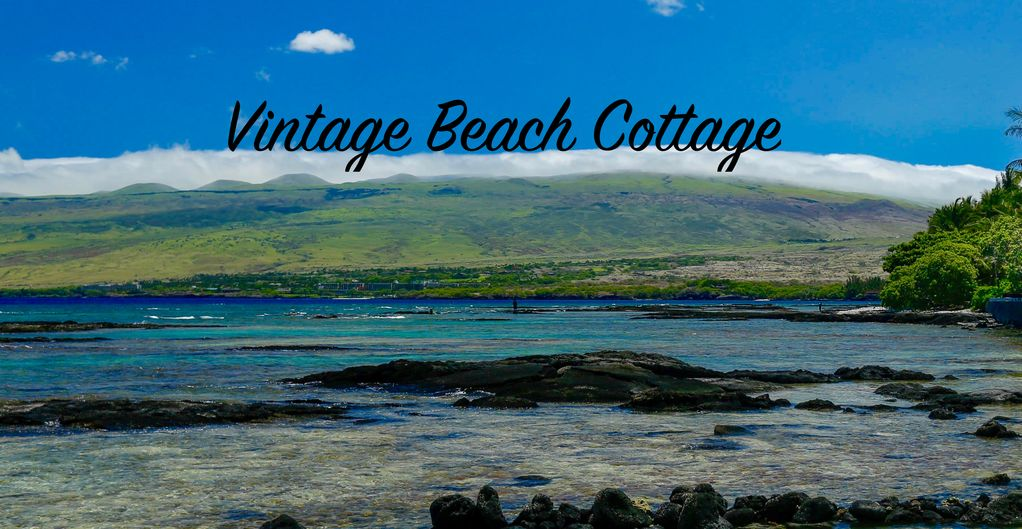 Vintage Beach Cottage