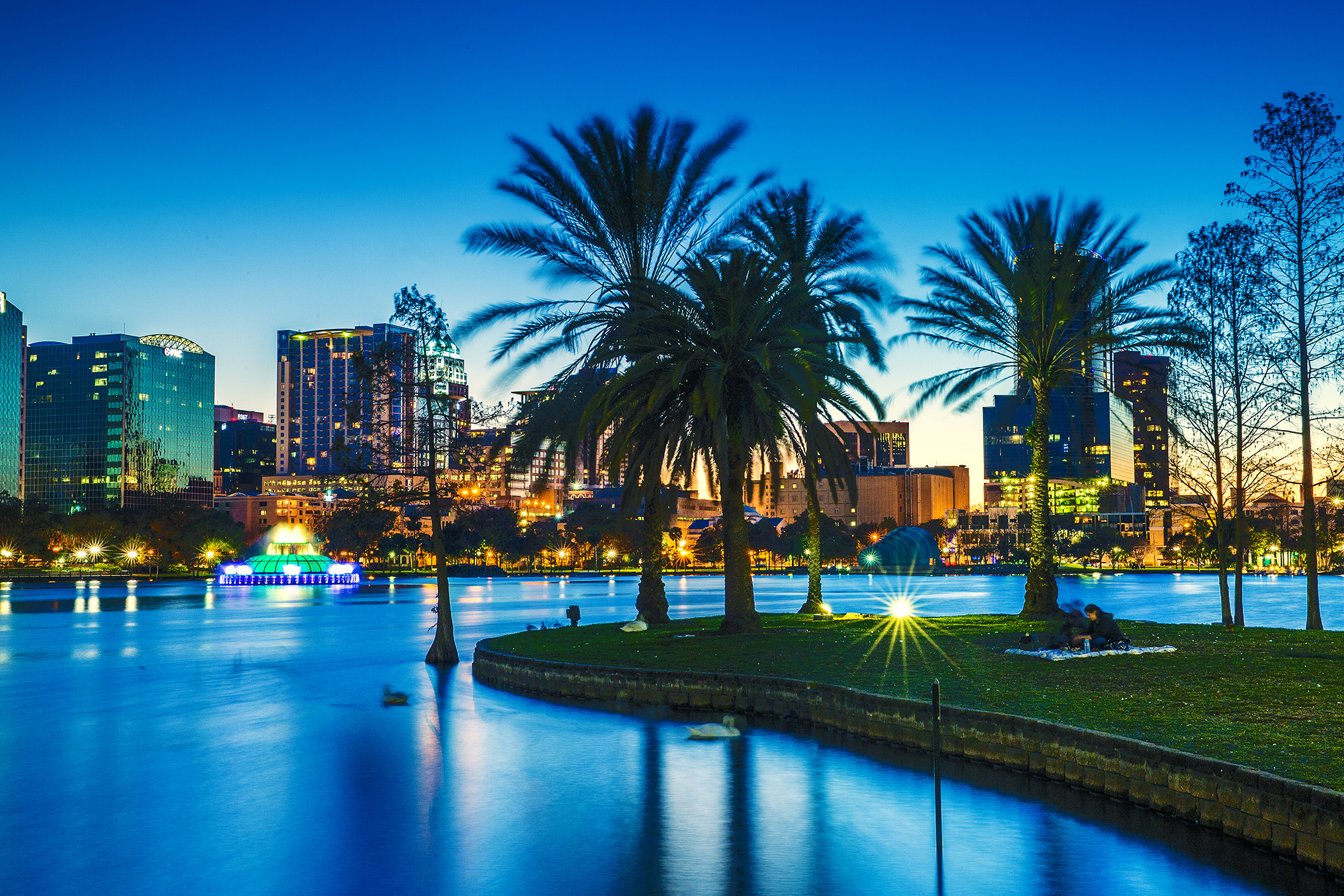 A FASCINATING TOUR TO A MESMERIC PLACE- ORLANDO