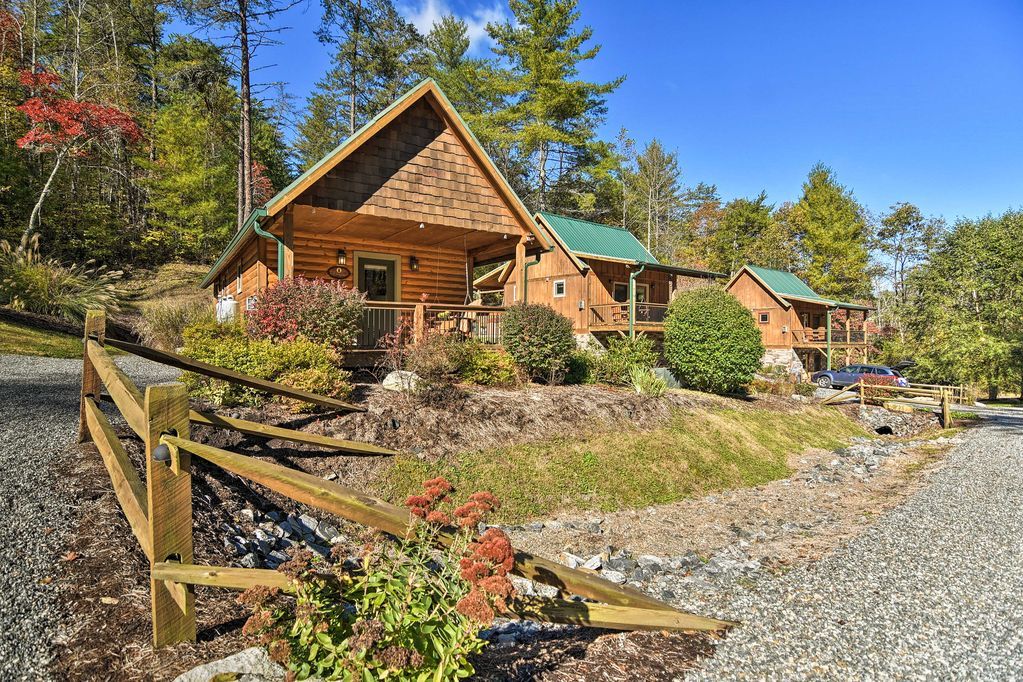 Revel in Thrilling Excursion in the Mountain Vistas of the Unites States - mountain view vacation rentals