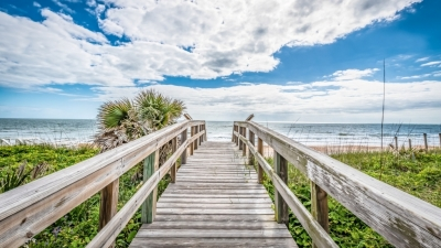 UNCOVER THE BEAUTY OF THE OLD CITY-St. AUGUSTINE BEACH
