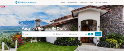 Find Home Away top vacation rental website alternatives of VRBO